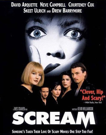 Source: Scream Trilogy
